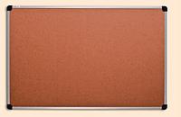 """Доски для объявлений пробковые """"Эконом"""" пластик - 65х100 см."""