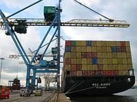 Морские перевозки, портовые услуги