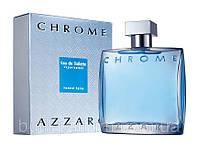 Мужская туалетная вода Azzaro Chrome (прохладный, гармоничный, свежий, легкий аромат), фото 1