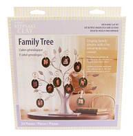 """Набор для работы с пластикой """"Семейное дерево"""" Sculpey"""