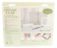 Набор для создания отпечатков в рамке для фото белыйуниверсальный Sculpey