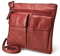 Сумка планшет Visconti 3533 красная