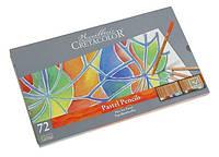Набор пастельных карандашей Fine Art Pastel 72 шт . мет. упаковка Cretacolor