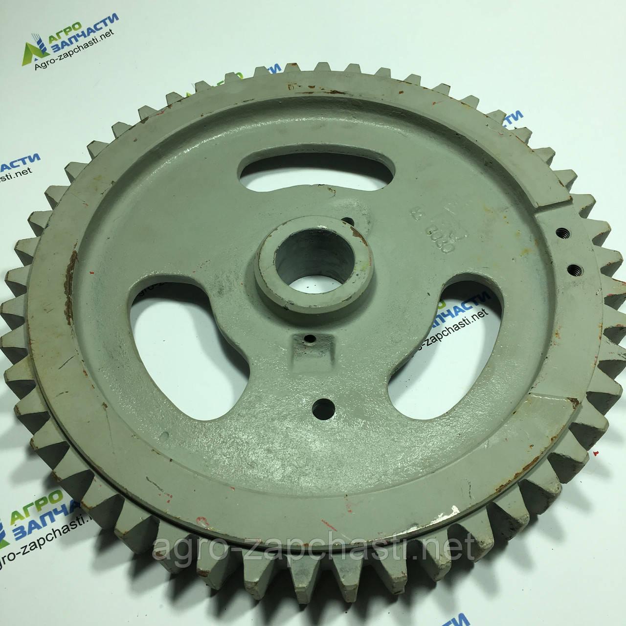 Шестерня привода аппарата пресс-подборщика Welger (50 зубьев), d37мм