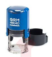 "Остнастка пластик d 45мм GRM 46045 "" HUMMER "" черная с футляром"
