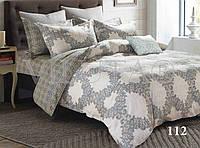 Комплект постельного белья сатин твил  112