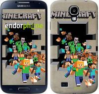 "Чехол на Samsung Galaxy S4 i9500 Minecraft 6 ""3330c-13"""
