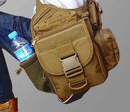 Сумка наплечная M.O.L.L.E. Compatible Advanced Tactical Shoulder / Hip Bag jsh1509