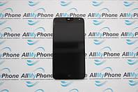 Дисплейный модуль для мобильного телефона Meizu MX3 черный