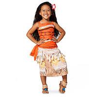 Детский карнавальный костюм Моана для детей