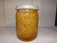 Забрус с медом 0.5 л.