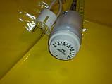 "Тэн в алюминиевую батарею с терморегулятором правая резьба 1.2 кВт./ 1"" дюйм /L-430мм. производство Украина, фото 2"