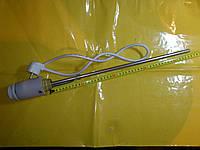 "Тэн в аллюминиевую батарею с терморегулятором левая резьба 1.5 кВт./ 1"" дюйм /L-460мм. производство Украина"