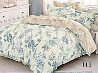 Постельное белье, евро комплект, сатин, Вилюта (Viluta)  VS 111