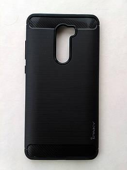 Чохол Ipaky Xiaomi Mi5s Plus TPU темно синій