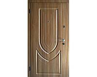 Входная дверь  zimen в квартиру Щит золотой дуб