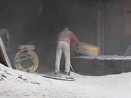 Пескоструйная обработка