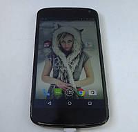 LG Google Nexus 4 E960 Black Оригинал! 4 ядра 16gb