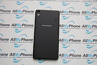 Задняя панель корпуса для мобильного телефона Lenovo K3 Note черная