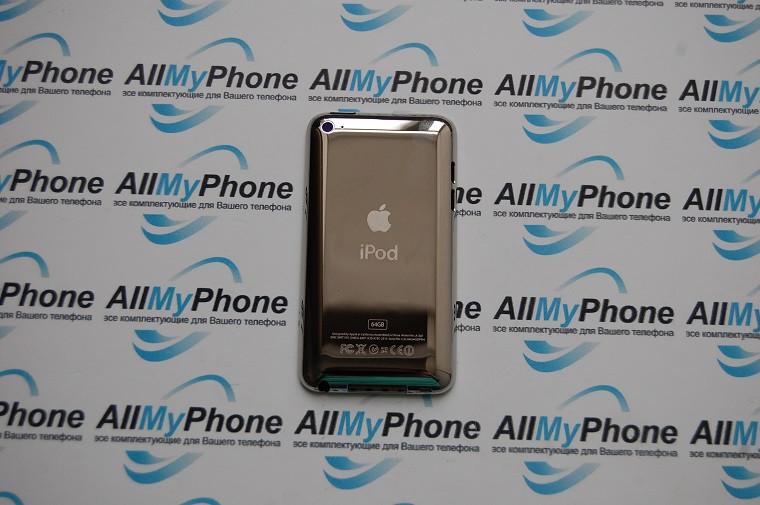 Корпус для Apple iPod 4 Touch серебро - Интернет-магазин AllMyphone.com.ua в Харькове