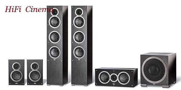 Elac Debut F5 - Напольная акустическая система