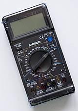 Цифровой мультиметр M890D, фото 3