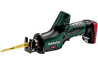 Аккумуляторная сабельная пила Metabo PowerMaxx ASE, 602264750