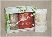 Кухонные полотенца бамбук Cestepe 3 шт