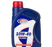 Полусинтетическое Моторное Масло (полусинтетика) Agrinol (Агринол) 10w-40 1л