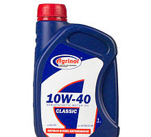 Напівсинтетичне Моторне Масло (полусинтетика) Agrinol (Агрінол) 10w-40 1л