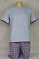 Пижама мужская с бриджами