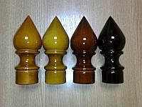Навершие деревянное капля
