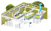 Монтаж  промышленных систем вентиляции