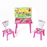 Стол и 2 стула W02-5155 Winx