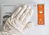 """Перчатки латексные опудренные """"Safe-Touch"""" 1126-D р.L 100шт не стерильные"""
