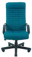 Кресло для руководителя Прованс пластик к/з Флай/Неаполь