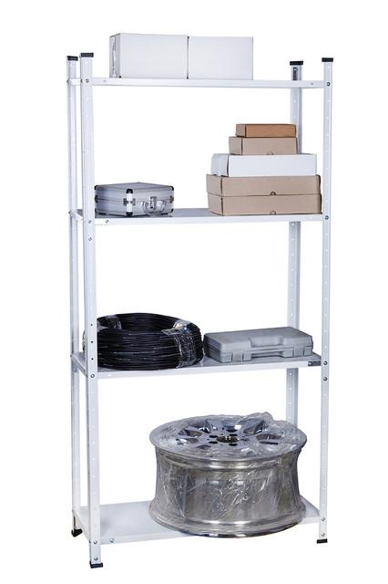Стеллаж металлический (нагрузка до 150 кг. на стеллаж)