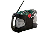 Аккумуляторный радиоприемник Metabo PowerMaxx RC WildCat, 602113000