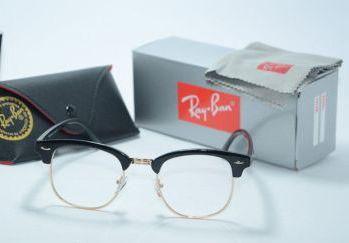 имиджевые очки клубмастеры