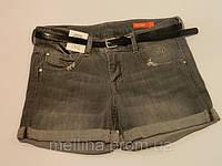 Шорты для девочки джинсовые