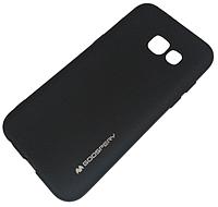 Чехол Goospery Soft Touch для Samsung A520 Galaxy A5 2017 в оригинальной упаковке