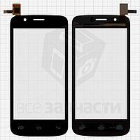 Сенсорный экран для мобильного телефона Prestigio MultiPhone 5453 Duo, черный, #TF0664A-03 B06405011A
