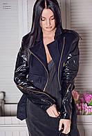 Куртка женская,черная, демисезон K-ANTONIA 1