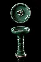 Чаша Kaya Cascade Green, зеленая