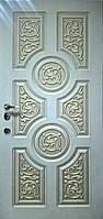 """Входная дверь для улицы """"Портала"""" (Премиум Vinorit) ― модель Венеция Patina"""