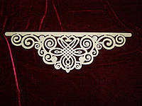 Декор резной  (60 х 19 см), декор