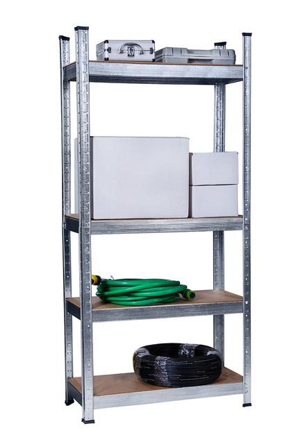 Стеллаж металлический (нагрузка до 400 кг. на стеллаж)