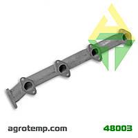 Коллектор выпускной правый (КрАЗ) ЯМЗ-238 238-1008022-Б