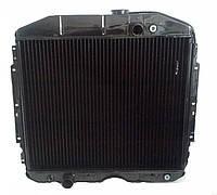 Радіатор вод. охолодж. ГАЗ 53 (3-х рядн.) Мідн.