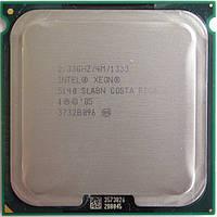 Процессор Intel XEON 5140 + адаптер LGA775